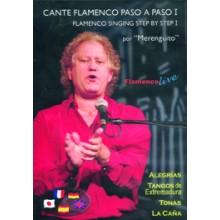 15180 Merenguito - Cante flamenco paso a paso I