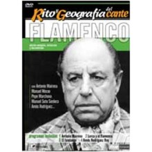 15889 Rito y geografía del cante Vol 10 - Antonio Mairena. Lorca y el flamenco. El fandango. Amós Rodriguez