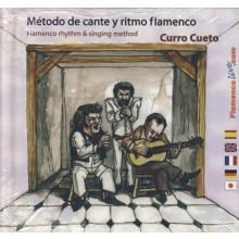 17276 Curro Cueto - Método de cante y ritmo flamenco