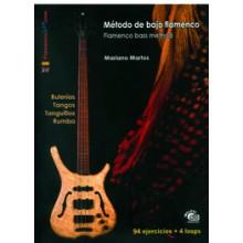 18191 Mariano Martos - Método de bajo flamenco