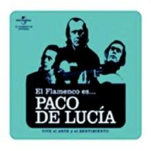 19578 Paco de Lucía El flamenco es....