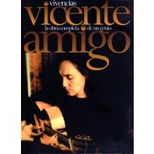 19694 Vicente Amigo Vivencias - La obra completa de un genio