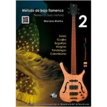 20776 Mariano Martos - Método de bajo flamenco 2