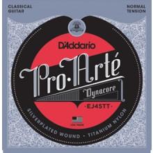 20857 D´Addario Pro Arte EJ45TT Dynacore Titanium