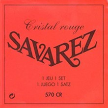20869 Savarez Cristal Rouge 570CR