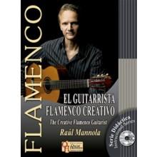 22905 Raúl Mannola - El guitarrista flamenco creativo