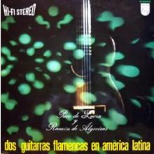 31113 Paco de Lucia y Ramón de Algeciras - Dos guitarras flamencas en america latina