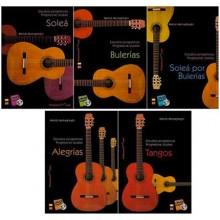 24329 Mehdi Mohagheghi - Estudios progresivos para guitarra flamenca.