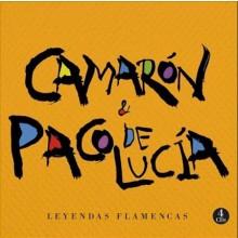 25022 Camaron & Paco de Lucia - Leyendas flamencas