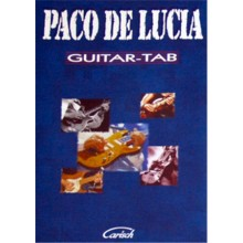 10675 Paco de Lucia - Guitar-tab