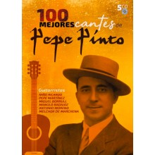 25110 Pepe Pinto - 100 mejores cantes