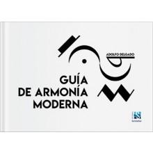 25170 Guía de harmonía moderna - Adolfo Delgado Becerra
