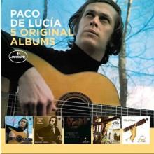 25177 Paco de Lucía - 5 Original Albums