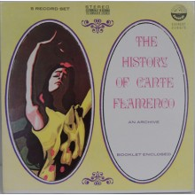 25256 The history of cante flamenco an archive