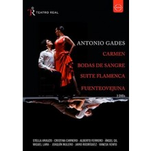 25263 Antonio Gades - Spanish Dances from the Teatro Real
