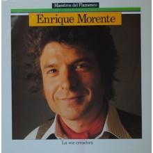25405 Enrique Morente - La voz creadora. Maestros del cante