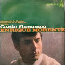 27450 Enrique Morente - Cante flamenco