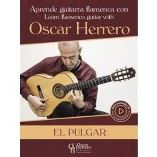 27814 El pulgar. Aprende guitarra flamenca con Oscar Herrero