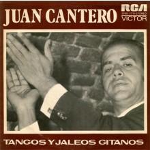 28204 Juan Cantero - Tangos y jaleos gitanos