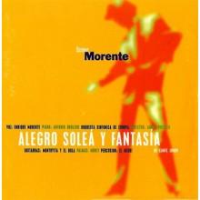 28244 Enrique Morente - Alegro soleá y fantasía de cante jondo