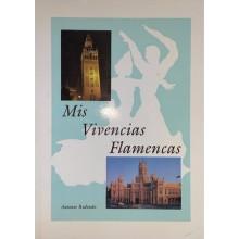 28277 Mis vivencias flamencas - Antonio Redondo
