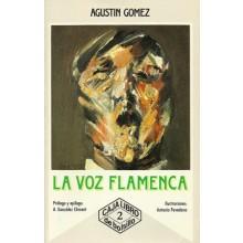 28311 La voz flamenca - Agustín Gómez