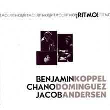 28365 Chano Dominguez, Benjamin Koppel, Jacob Andersen - ¡Ritmo!