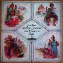 28392 Antología del cante flamenco de la provincia de Cádiz