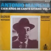 29999 Antonio Mairena - Cien años de cante gitano Vol 1