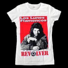 Camiseta Camarón Los Lunes Flamencos Revólver
