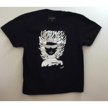 23327 Camiseta Morente - Negra Omega
