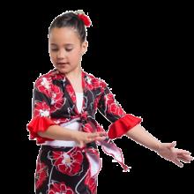 E4152 Chaquetilla bolero atada por delante para flamenco