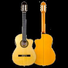 Guitarra flamenca 57 cutaway Prudencio Saez
