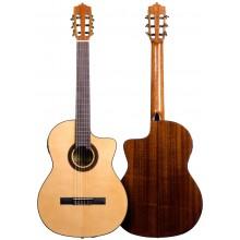 Guitarra Clásica Martínez MCG-40S CE palosanto