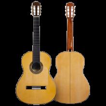 Guitarra Flamenca Antonio de Toledo modelo T 5