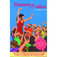 Silvia Marín - Flamenco para niños por Silvia Marín (DVD)