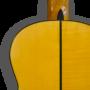 Detalle trasera Guitarra Juan Montes Modelo Arce