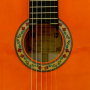 Boca Guitarra Juan Montes Modelo Arce