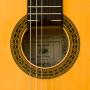 Boca guitarra flamenca estudio azahar ciprés modelo 131