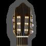 Clavijero frente guitarra flamenca estudio azahar ciprés modelo 131
