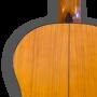 Detalle guitarra flamenca estudio azahar ciprés modelo 131