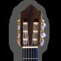 Clavijero frente guitarra flamenca electroacústica cutaway sicomoro 131 Azahar