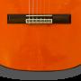 Puente Guitarra flamenca artesanal Juan Montes - Modelo Sándalo