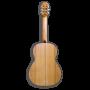 Trasera Guitarra flamenca artesana Prudencio Sáez modelo 22 ciprés