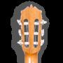 Trasera clavijero Guitarra Clásica Martínez MCG-65 Palosanto
