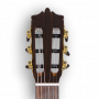 Clavijero frente Guitarra Clásica Martínez, modelo MCG-85S