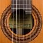 Guitarra Clásica Martínez modelo MCG-50C, boca