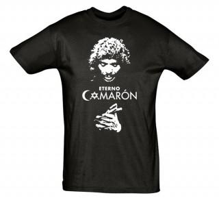 27613 Camiseta hombre ETERNO CAMARÓN