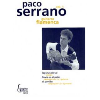 10163 Paco Serrano Guitarra flamenca Vol 1