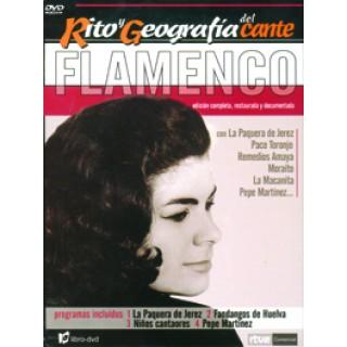 15460 Rito y geografía del cante. Vol 2 - La Paquera de Jerez. Fandangos de Huelva. Niños Cantores. Pepe Martinez